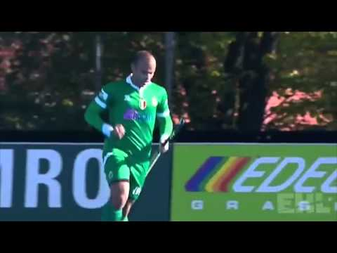 Royal Leopold v SG Amsicora ASD Match Highlights - EHL Round 1 Hamburg