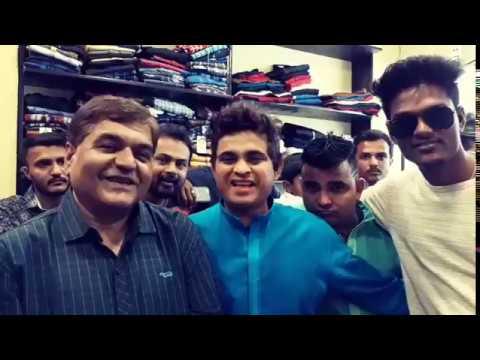 Aavuj Reshe Gujarati Movie Team (Jigli And Khajur) Shekhar shukla 18 March 2018 Dj Hari Surat