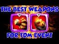 The Best Weapons For TDM Event | Battle Bay | Bastone