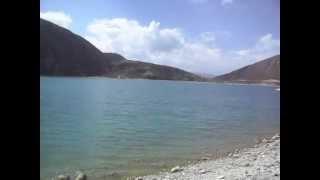 Высокогорное озеро Кезеной-Ам(Видео к статье