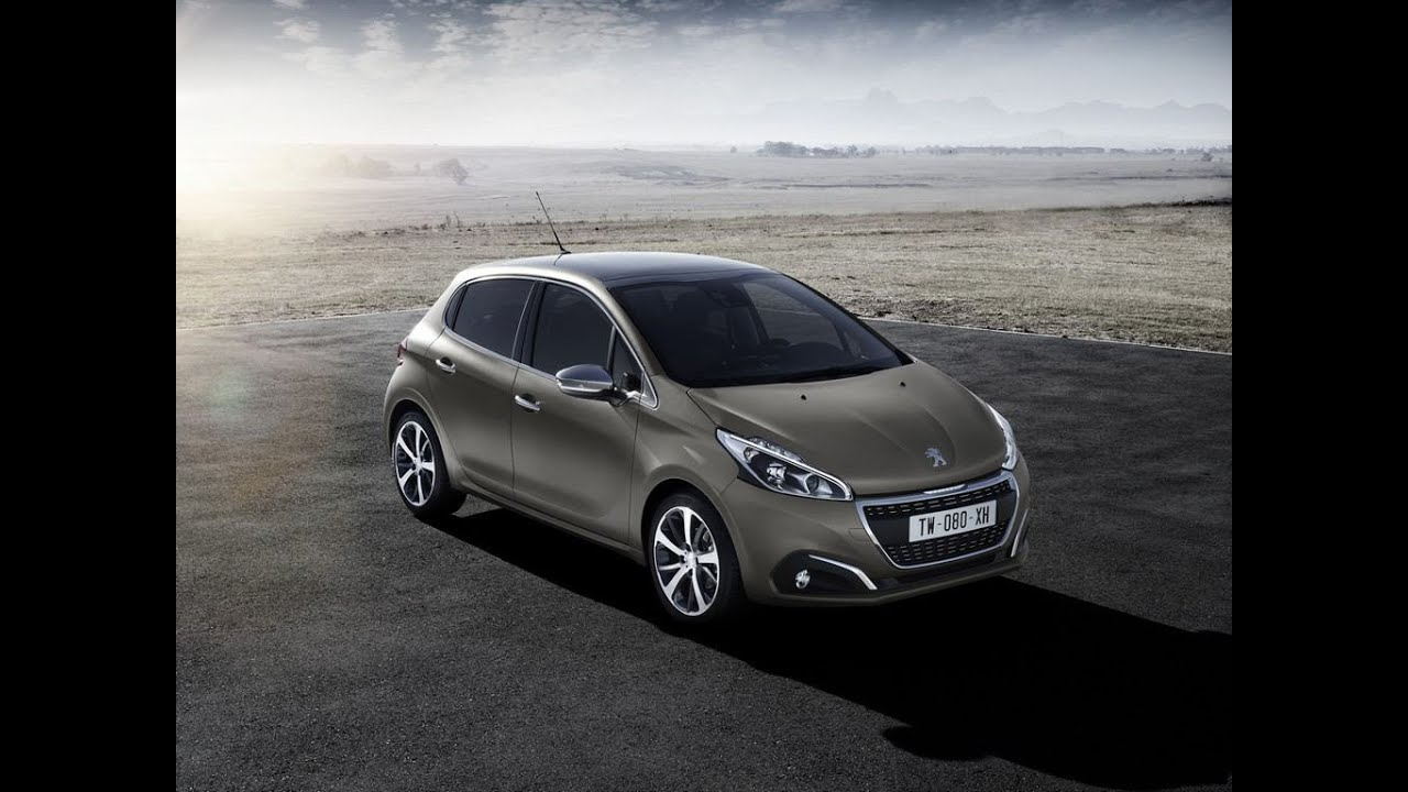 2016 peugeot 208 review youtube. Black Bedroom Furniture Sets. Home Design Ideas