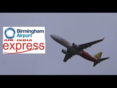 Air India Express Flight 164 (BHX to Sharjah)