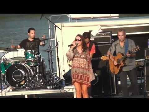 Patty Smyth & Scandal 6/21/12 Alive at Five