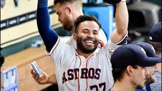 Jose Altuve Funny Moments