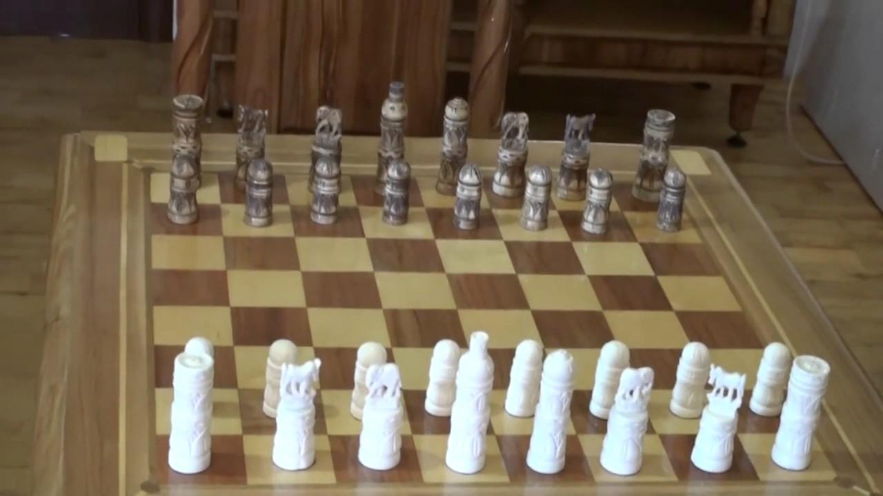 Фото шахмат своими руками 637