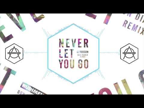 Rudimental - Never let you go (Don Diablo Remix)
