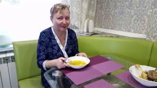 1 января 2020 Гороховый суп в афган казане