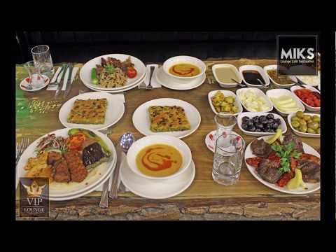 MIKS Lounge Cafe & Restaurant // Gaziantep - TÜRKİYE