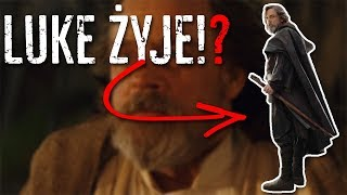 Luke Skywalker ŻYJE!?
