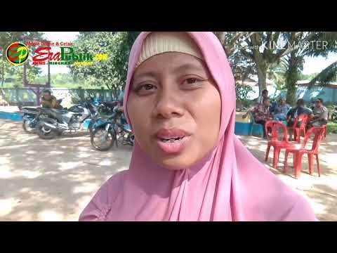 Video: Nur Warga Kel.Pelintung Tak Dapat Gunakan Hak Pilihnya