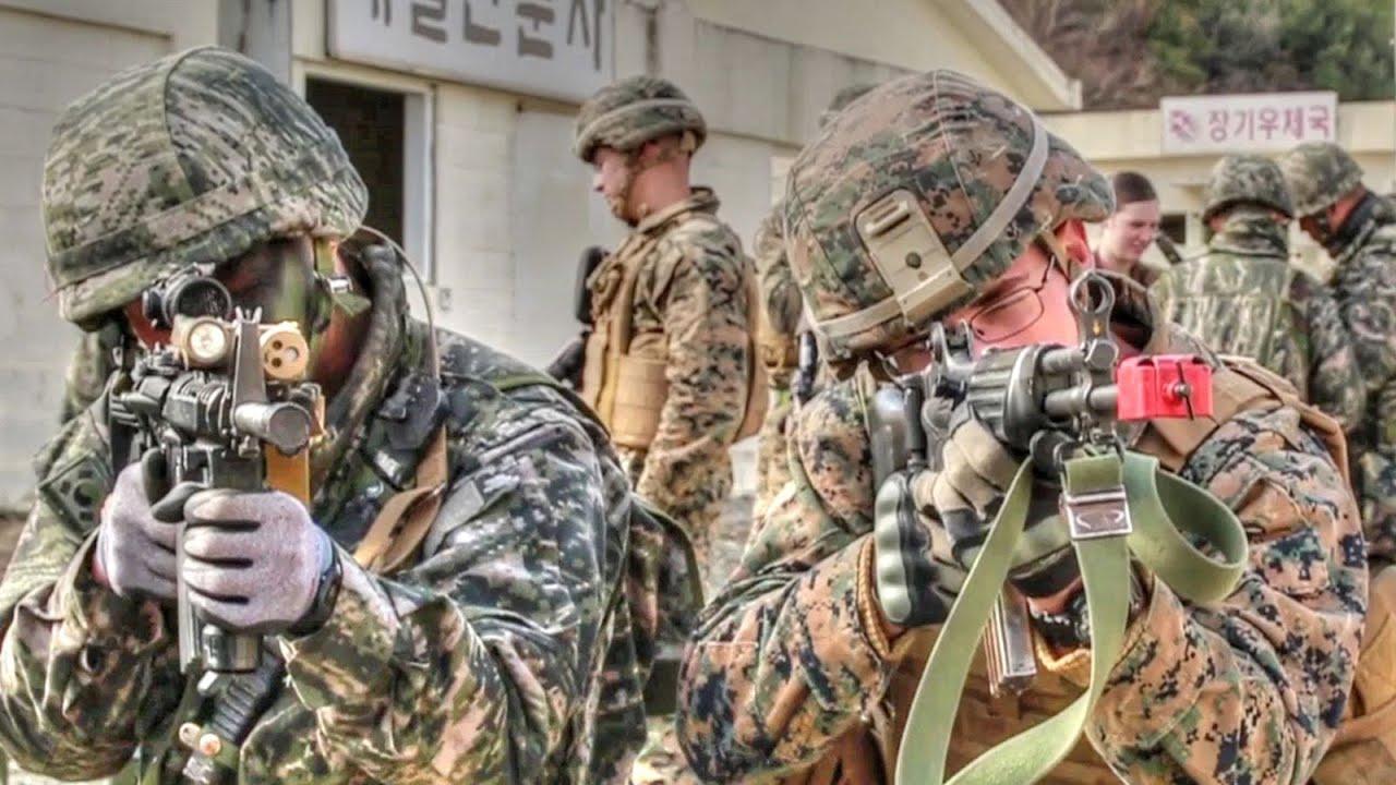 Watch These Marines Sing: U.S. Marines & Republic of Korea ...