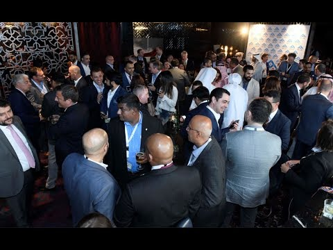 2018 NextGen Networking Event, Dubai, UAE