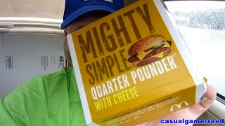 Quarter Pounder (Consumer Product)