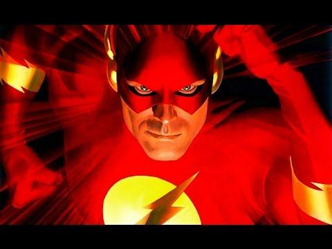 Nueva Serie Animada de La Liga de la Justicia y Flash la Pelicula
