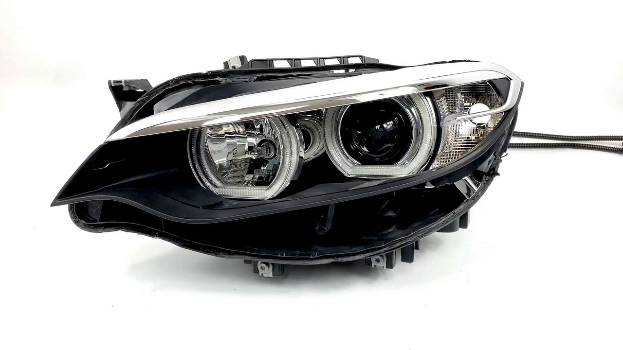Bi-Xenon headlight retrofit coding - 2Addicts | BMW 2-Series