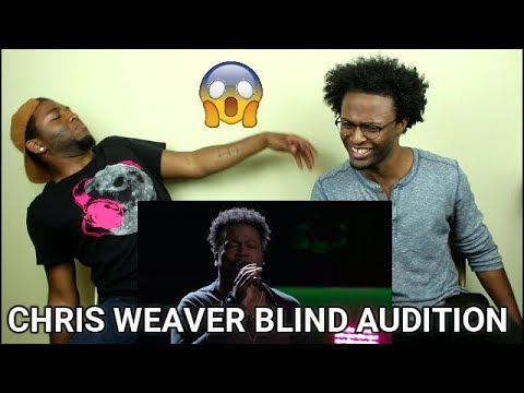 The Voice 2017 Blind Audition - Chris Weaver:
