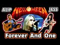 """Alip Ba Ta & Jess Mancuso – """"Forever And One"""" Cover – Helloween – Vocals, Fingerstyle Guitar, Piano"""