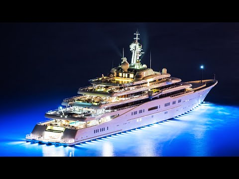 BILLIONAIRE YACHTS  WORLDS TOP 10 SUPER YACHTS HD Epic Life