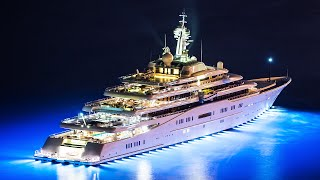 BILLIONAIRE YACHTS ★ WORLD'S TOP 10 SUPER YACHTS (HD) [Epic Life]