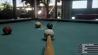 Pool Nation FX Xbox One gameplay