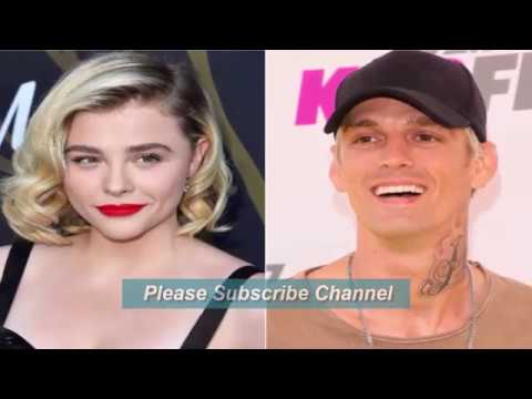Aaron Carter Thinks He Has a Chance With Chloë Grace Moretz