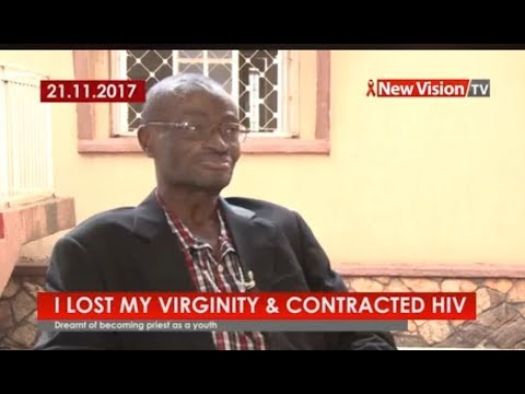I lost my virginity & contracted HIV - Matovu