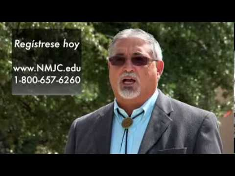 New Mexico Junior College - David Gallegos Spanish Ad