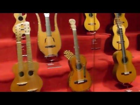 Visita al Museu de la Música de Barcelona