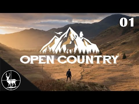 (EP01) Intro & First 15 Minutes Of Gameplay | Open Country |