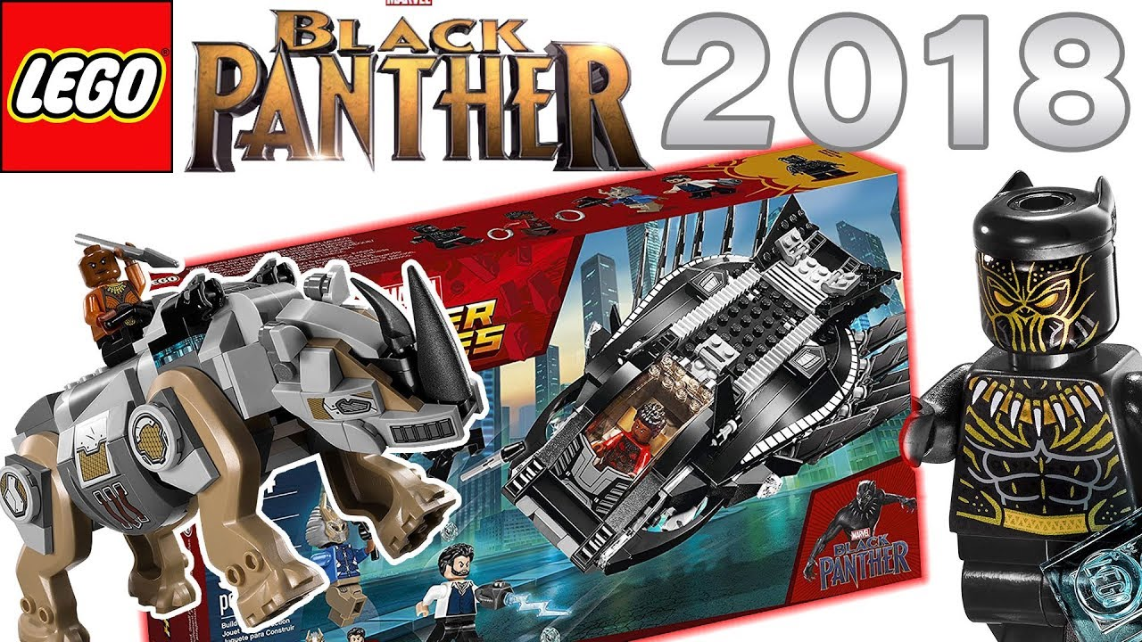 Lego First Panther Setscoming 2018Youtube Black Movie In tCQrshd
