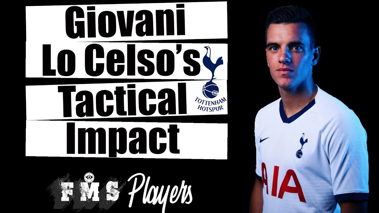 buy online 55e21 a3bd1 Tactical Profile : Giovanni Lo Celso | Why Spurs signed Lo Celso