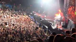 Metallica - Seek and Destroy - Yankee Stadium Sept 14th 2011 Live HD