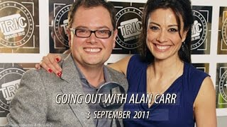 Going Out with Alan Carr & Melanie Sykes (3 September 2011)