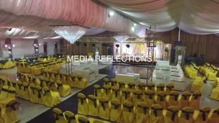 Mehndi Highlights weeding hall decore 2017