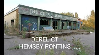 Abandoned Holiday Park Pontins Hemsby Nofolk. Part 2. Urban Exploration.