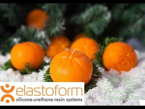 Sapone Обзор силиконовых форм для мыла и свечей - YouTube