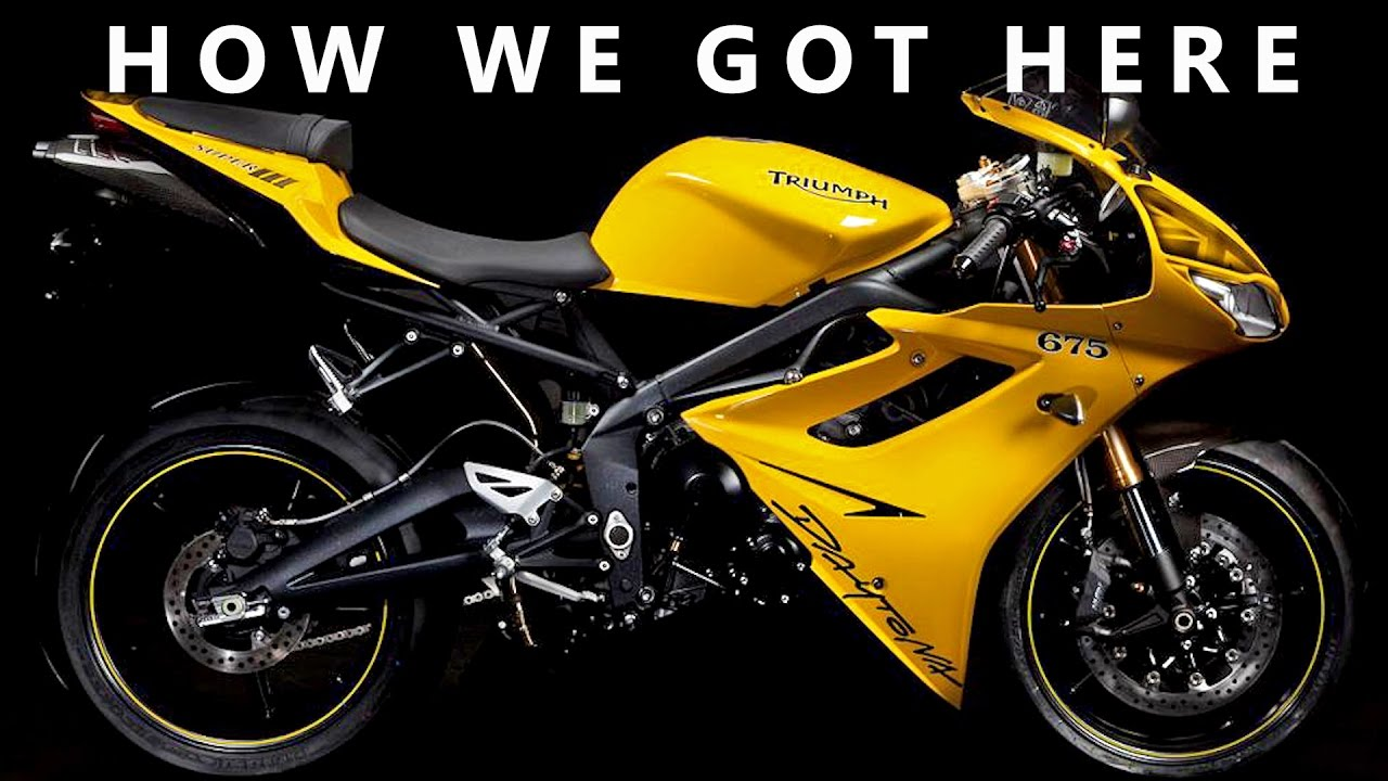 The Daytona 675 The History Of Triumphs Middleweight Youtube