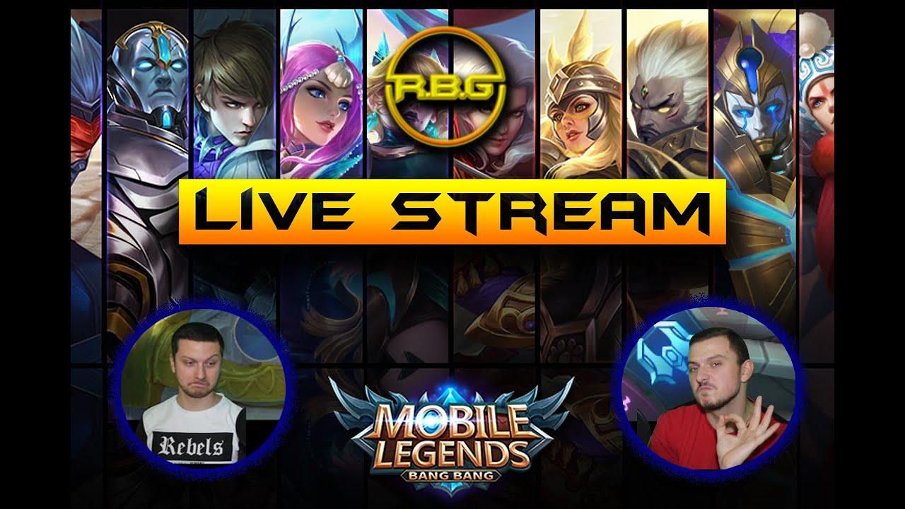 Back to grinding! | Ro Bros Gaming | Mobile Legends: Bang Bang | Live Stream