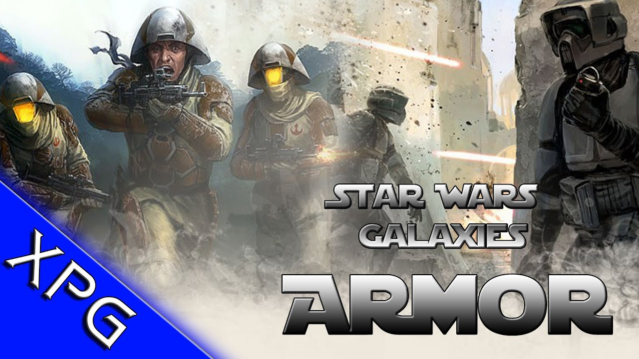 Swg Clone Wars Mod: Star Wars Galaxies Emulator Armor Guide