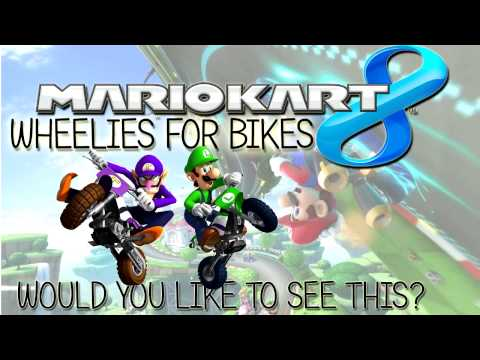 Mario Kart 8 - Top 10 Concepts!  What We Want To See!