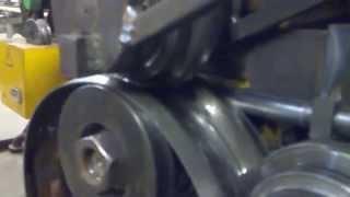 Изготовление стального диска