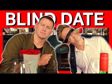 AMAZING BLIND DATE SURPRISE! ❤️ w Channing Tatum