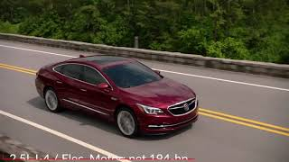 2019 Buick LaCrosse Test Drive