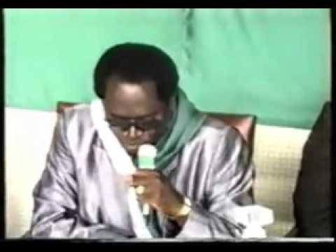 Melchior Ndadaye yigisha démocratie