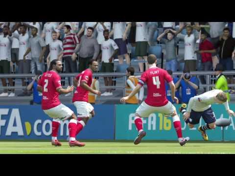 Fifa 16 Bristol City Career mode #3