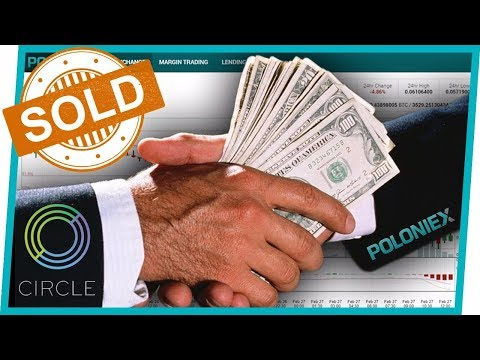 Circle Buys Out Poloniex - $400,000,000 Deal
