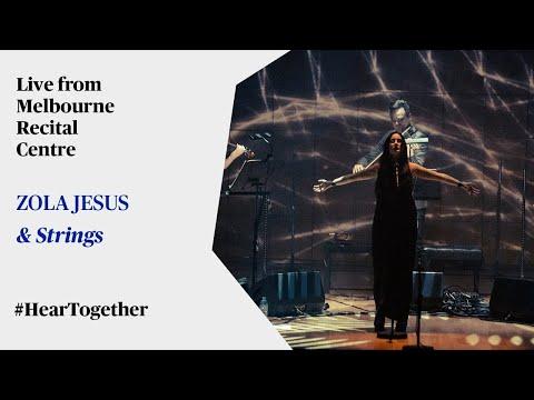 Zola Jesus & Strings at Melbourne Recital Centre
