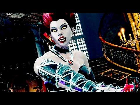 Killer Instinct Mira Combo Gameplay