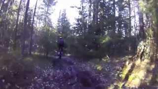 Träning inför Dalsland X-Country 2013