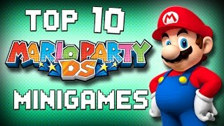 Top 10 Mario Party DS Minigames